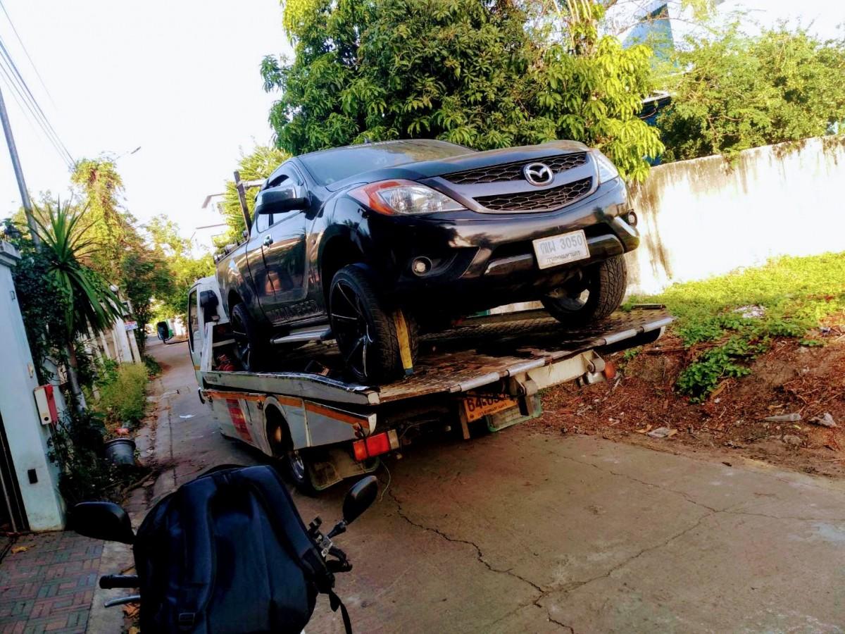 Phatjaroen บริการรถยกรถสไลด์ ชลบุรี (24)
