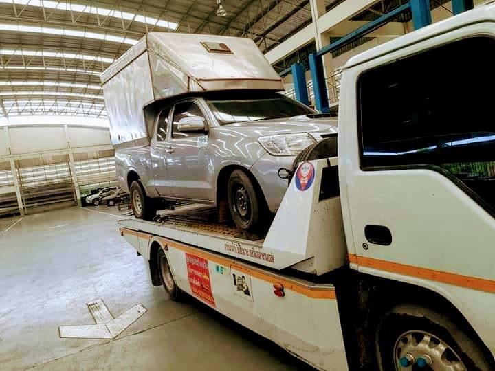 Phatjaroen บริการรถยกรถสไลด์ ชลบุรี (25)