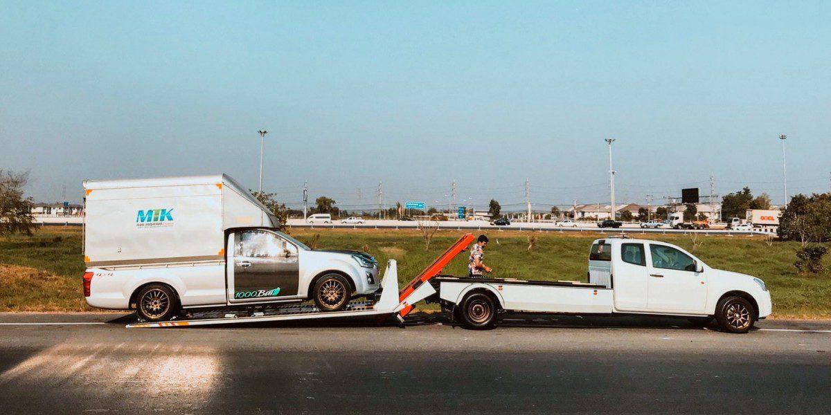 RR Slide Car บริการรถยกสไลด์เคลื่อนย้ายรถใหม่ รถเสียรถเกิดอุบัติเหตุ (1)